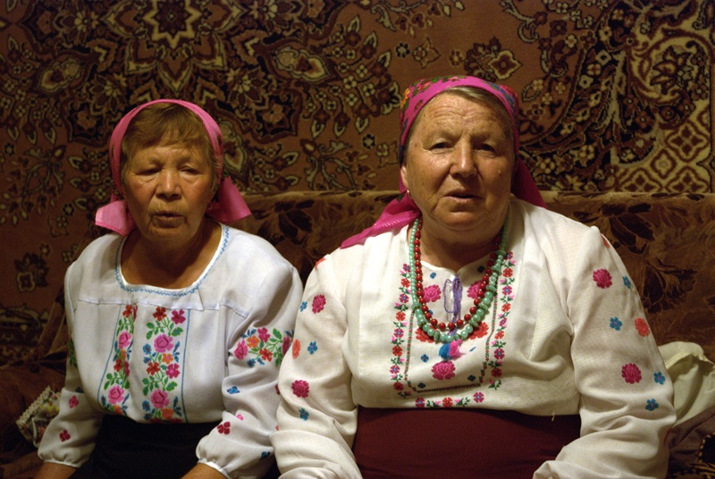 Вiтцiвська Розалiя Степанiвна, Басараб Марiя Петрiвна