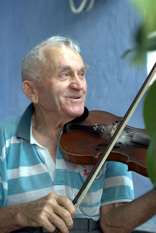 Микола Петрович Куривчак (скрипаль)